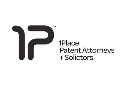 1Place Patent Attorneys logo design