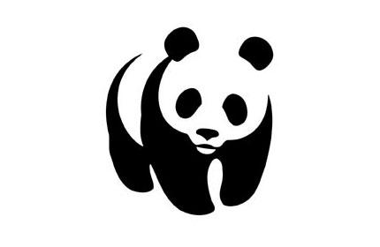 WWF logo design