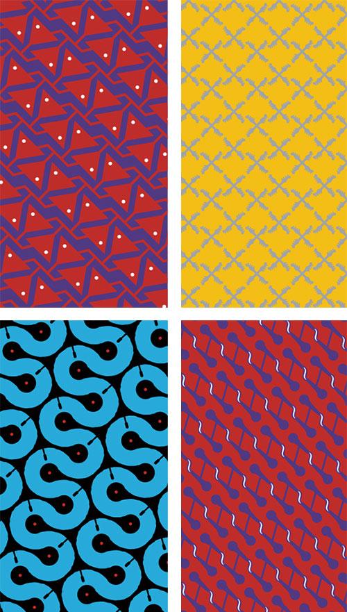 Loft Bar patterns