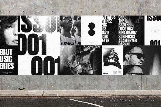 Printworks posters