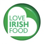 Love Irish Food, don't love the logo