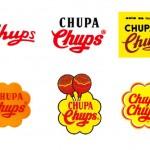 Chupa Chups logo evolution