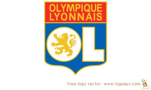 Lyon FC, OL fc logo vector