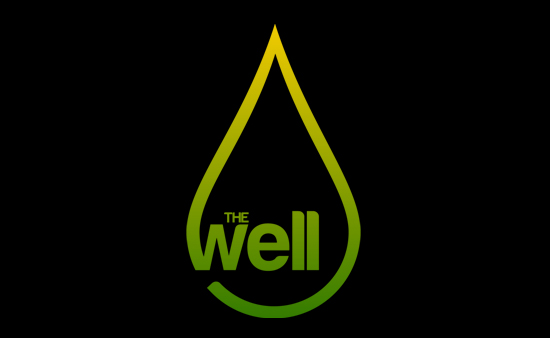 The Well Logo Graphic Design