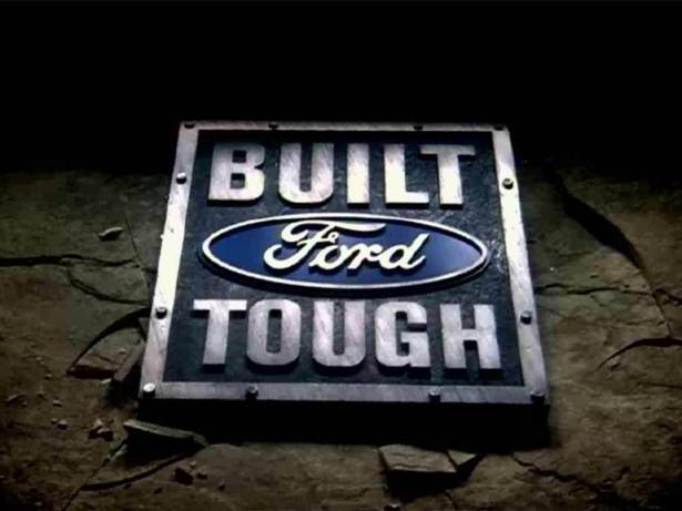 Image result for built ford tough gif