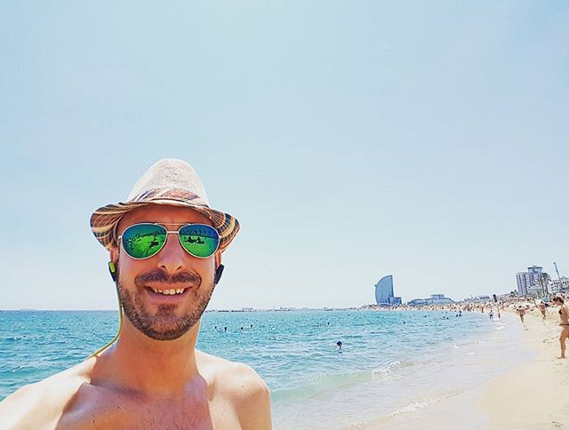 Enjoy the sunny day on the beach of Barceloneta #barcelona #cruise #crew #sailing #travel #traveling #visiting #traveler #instatravel #instago #instagood #trip #photooftheday #travelling #tourism #tourist #instapassport #instatraveling #mytravelgram #travelgram #travelingram #igtravel #instalife #travelblog #sea