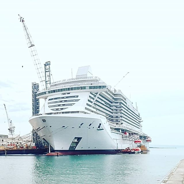 Really excited to be part of startup team of MSC Seaview #cruising #cruise #crew #sailing #travel #traveling #traveler #instatravel #instago #instagood #trip #photooftheday #instapassport #instatraveling #mytravelgram #travelgram #travelingram #igtravel #instalife #travelblog #sea #travelstoke