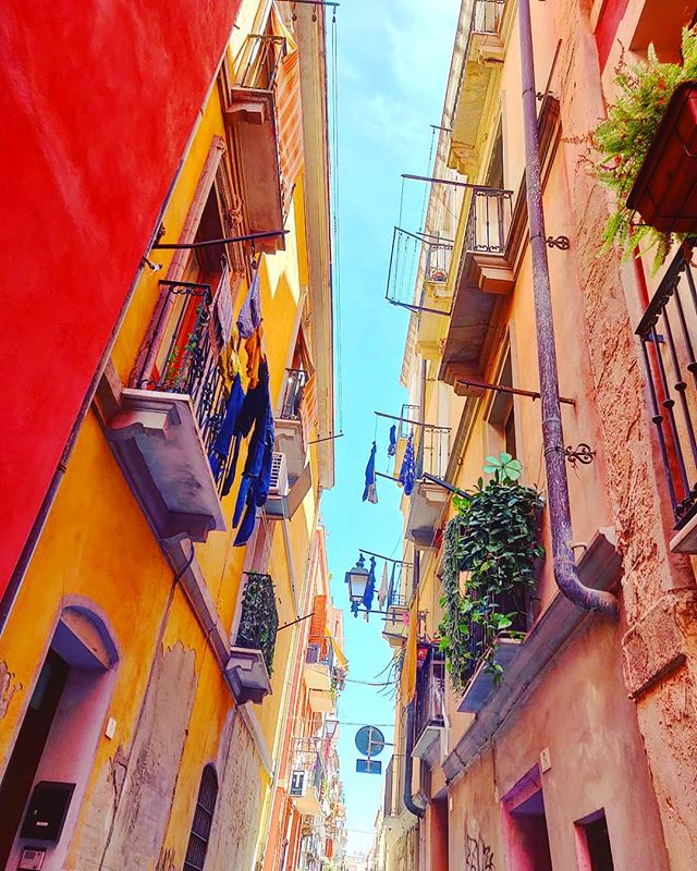 Blue line•••#cagliari #sky #narrowstreets #strolling#cruising #cruise #crew #sailing #travel #traveling #traveler #instatravel #instapassport #instatraveling #travelgram #travelingram #igtravel #travelblog #sea #travelstoke