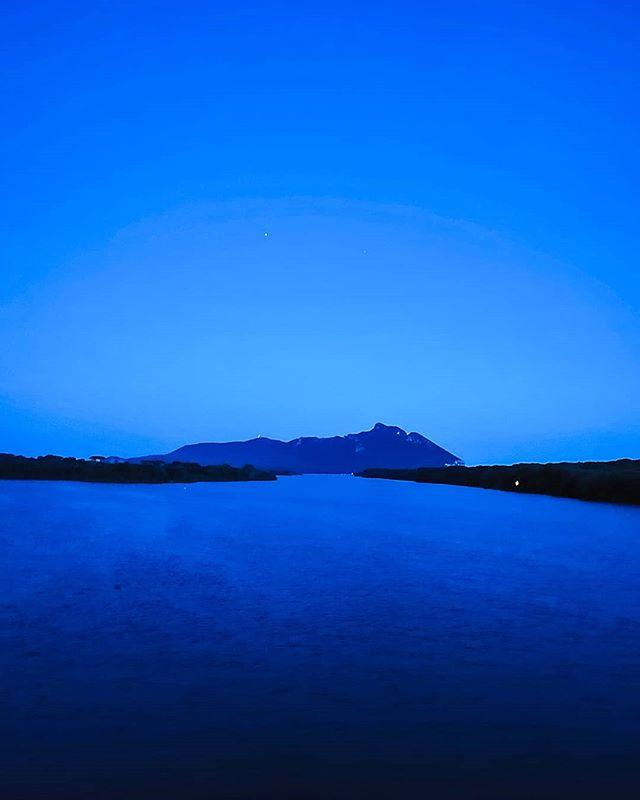 Deep blue sunset •••#sabaudia #circeo #lake #star #moonlight #travel #travelling #traveler #instatravel #trip #lifeofadventure #instapassport #instatraveling #mytravelgram #travelgram #travelingram #igtravel #instalife #ig_worldphoto #traveling #travelblog #instago #travelstoke