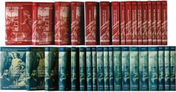 The New International Commentary on the Old and New Testament (NICOT/NICNT 40 Vols.)