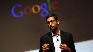 Google CEO