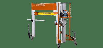 Stack cutter PK1500