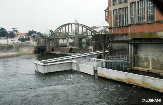 Barrage de Châtellerault