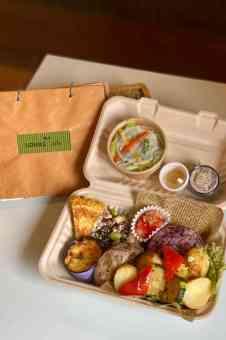 Lunch BOXの例 7