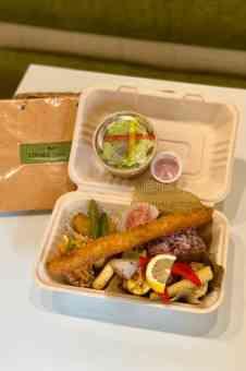 Lunch BOXの例 5