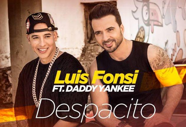 lời bài hát despacito, ca sĩ Luis Fonsi, Daddy Yankee, nhạc sĩ Ramon Ayala, Erika Ender, Luis Fonsi