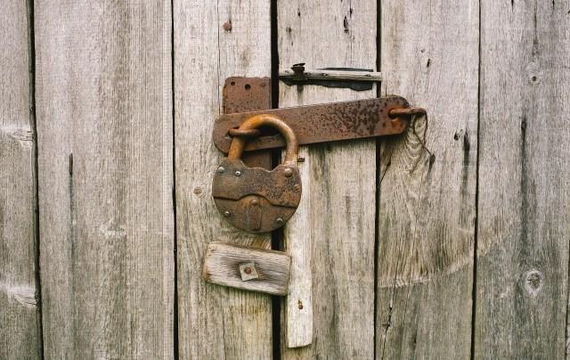 locked gate 2