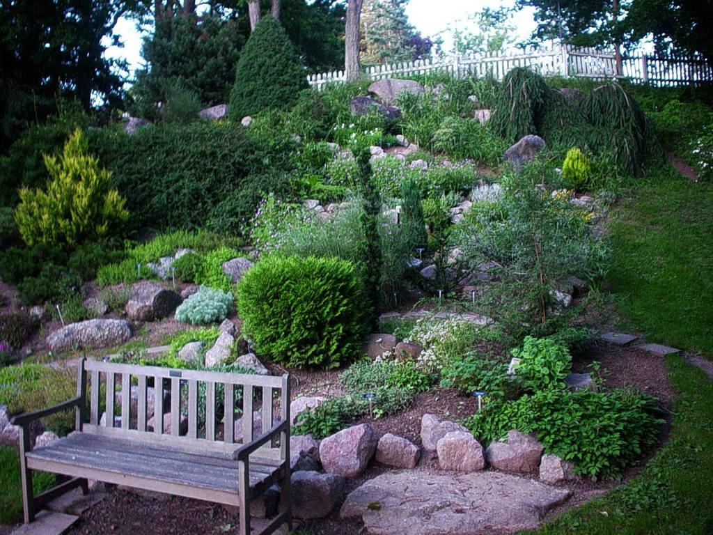 Parterre De Rocaille Cool Rocaille Jardin Conseils De Et