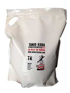BIG BAG DE 5KG DE BILLES BIODEGRADABLES BLANCHES TANIO KOBA 0.25G 9105025 AIRSOFT