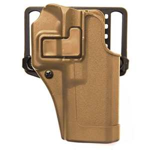 Holster Blackhawk Serpa Level 2 CQC pour Beretta 92 coyote – Droitier