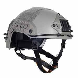 Lancer Tactical CA-806G Maritime ABS Helmet Color: Foliage Green, Size: Large to X-Large by Lancer Tactical