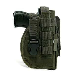 tactique modulaire MOLLE de jambe pour pistolet Holster pour droitier Shooters 191192Glock vert Raner Green