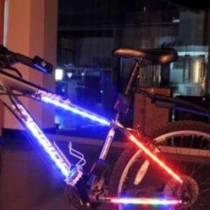 Bheema Vélo roue de bicyclette 14 LED éclairage lumineux parlé lumières