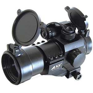 M2 type Quatro dot site high-mount butler cap with red green 4 species Reticle switching possible ANS Optical (japan import)