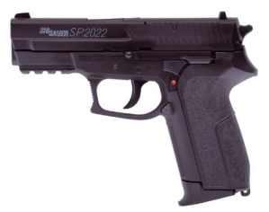 Sig Sauer 201476 SP2022 Pistolet airsoft H.P.A.