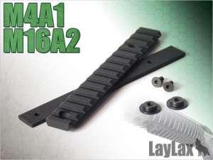 F.FACTORY M4A1/M16A2 bottom rail (japan import)