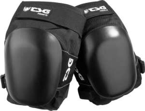 TSG Knee Pads Force IV Safety Equipment (Small, Black)