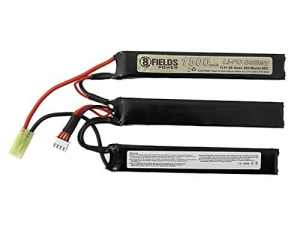 8Fields – Accessoire Airsoft – Batterie Lipo 11.1 V 1500 Mah 8Fields