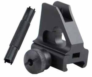 Low Profile Detachable Front Sight with Post Tool by SNIPERR