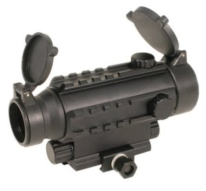 Swiss Arms Red Dot Visée point rouge multi rails