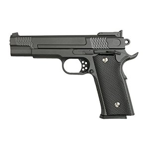 Airsoft Galaxy Type Smith & Wesson M945 Full Metal à Ressort Full Metal à Ressort / Spring / Rechargement Manuel (0.4 joule)
