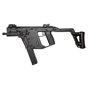 Airsoft Kriss Vector G2 de couleur noir / Swat / GIGN / GIPN / Force Special / Cosplay / Puissance 0.5 Joules