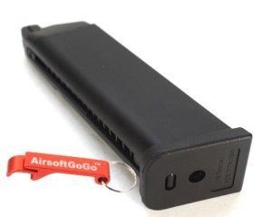 WE Chargeur pour G17 / G18 / G18c Series GBB [pour Airsoft uniquement]