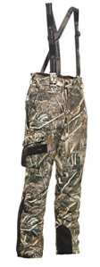 Deerhunter Pantalon de Chasse à Bretelles Muflon Camouflage Realtree Max 5