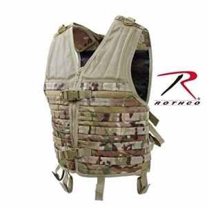 Homme veste tactique modulaire–molle, camouflage, Taille unique par Rothco