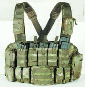 Voodoo Tactique 20–9931082000 Coffre Rig, Multicam