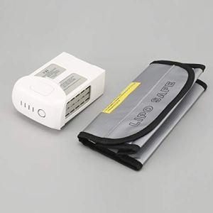 Remplacement Intelligent de Batterie de LiPo de vol de Secours DE 15.2V 5870mAh avec Le Sac sûr pour Le Drone de DJI Phantom 4 / avancé / 4 Pro FPV