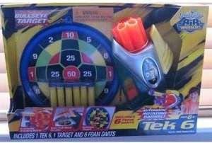 Air Warriors Tek 6avec Bullseye Cible