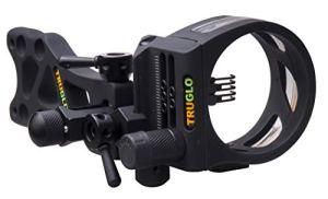 TSX Pro Micro 5 Pin Sight Black w/Light