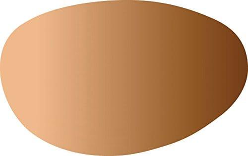 Bollé Bolt Lunettes de Soleil de Remplacement de lentilles, Modulateur V3Golf Oleo AF, Ambre