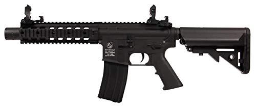 Colt Special Force Noir 180868 Cybergun Full métal/Couleur Noir/électrique (0.5 Joule)-Semi/Full Automatique