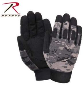 Rothco ACU Digital léger tous usages Duty Gants, Subdued Urban Digital Camo