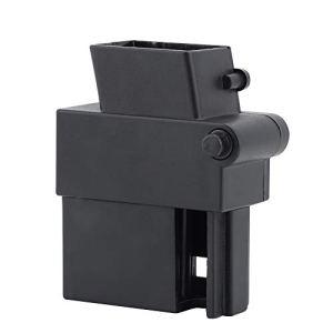 Huenco Convertisseur de Chargeur de Vitesse d'équipement Militaire Tactique M4 BB pour Adapter Le Magazine AK G36 MP5 à la Chasse au Jeu de Paintball CS Airsoft