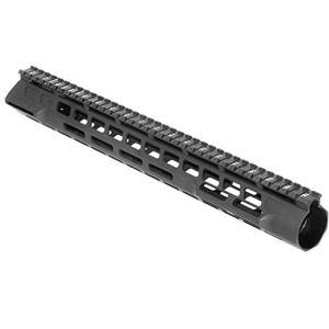 Airsoft Parts APS per Phantom 15″ inches 5.0 M-Lok Handguard Rail System Système de Garde-Mains for pour APS CYMA G&P JG Tokyo Marui M4 M16 Series AEG