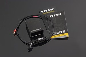 Gate Airsoft Drop in Titan V3 Basic Module Version 3 Gearbox Li-po Battery 2273