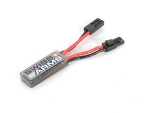 MOSFET / ELECTRONIC CONTROL UNIT / REGULATEUR ELECTRONIQUE DE RAFALE SWISS ARMS 603364 AIRSOFT POUR REPLIQUE FUSIL A BILLE